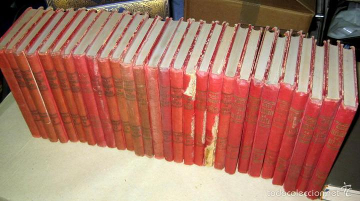 28 TOMOS HISTORIA GENERAL DE ESPAÑA - GIRON - 1905 (Libros antiguos (hasta 1936), raros y curiosos - Historia Antigua)