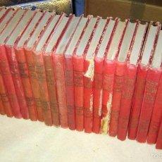 Libros antiguos: 28 TOMOS HISTORIA GENERAL DE ESPAÑA - GIRON - 1905. Lote 57718565