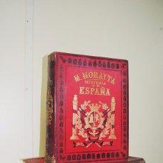 Libros antiguos: 3 TOMOS - LA HISTORIA DE ESPAÑA. Lote 58255517