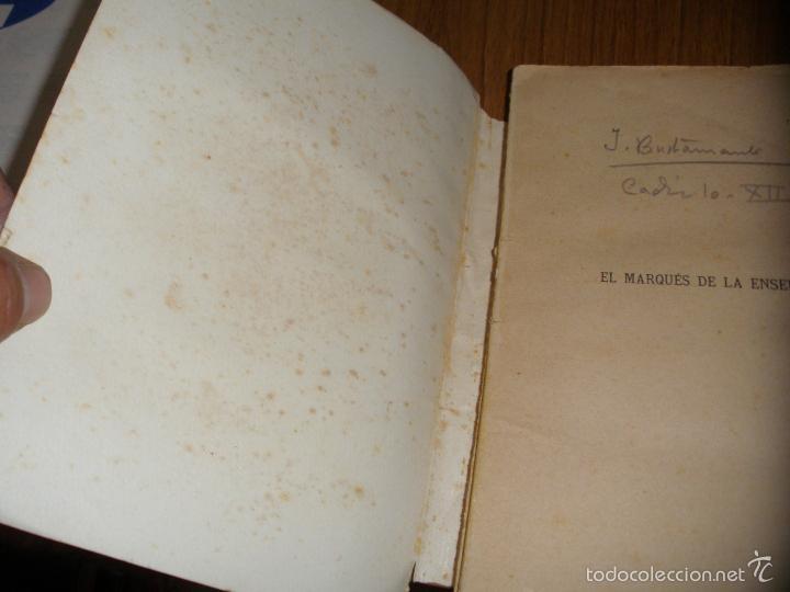 Libros antiguos: EL MARQUES DE LA ENSENADA - ESTUDIOS SOBRE SU ADMINISTRACION - 1898 - Foto 4 - 58380189