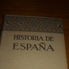 Libros antiguos: HISTORIA DE ESPAÑA Y SU INFLUENCIA EN LA HISTORIA UNIVERSAL 9 TOMOS FALTA SOLO TOMO 5 EDITA SALVAT. Lote 58569381