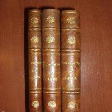 Libros antiguos: COMPROMISO DE CASPE. POR EL ARCHIVERO MAYOR D. PRÓSPERO DE BOFARULL Y MASCARÓ. 1º EDICIÓN 1847. Lote 58596315
