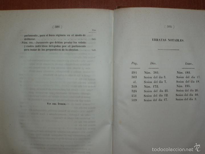 Libros antiguos: COMPROMISO DE CASPE. POR EL ARCHIVERO MAYOR D. PRÓSPERO DE BOFARULL Y MASCARÓ. 1º EDICIÓN 1847 - Foto 21 - 58596315