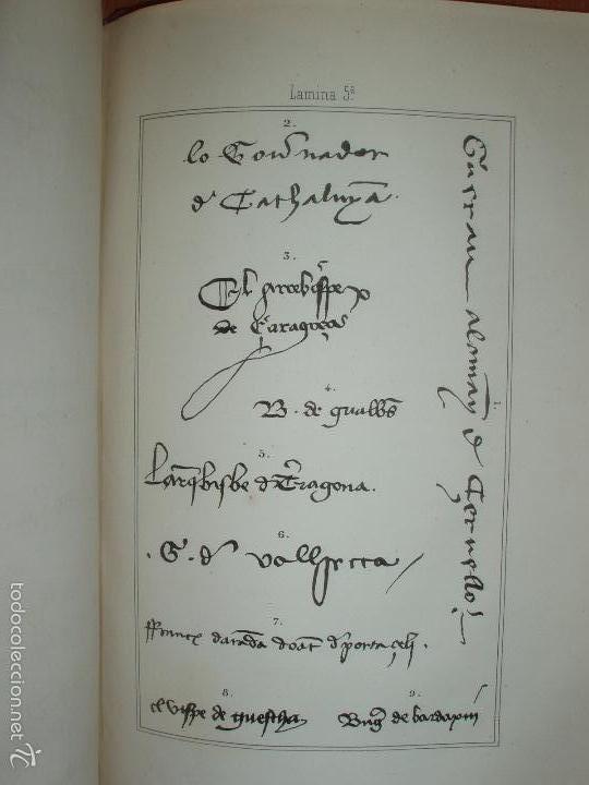 Libros antiguos: COMPROMISO DE CASPE. POR EL ARCHIVERO MAYOR D. PRÓSPERO DE BOFARULL Y MASCARÓ. 1º EDICIÓN 1847 - Foto 41 - 58596315