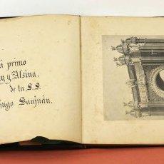 Libros antiguos: LC-054 - EXPOSICIÓN UNIVERSAL BARCELONA. VV. AA. 1888. . Lote 59825628