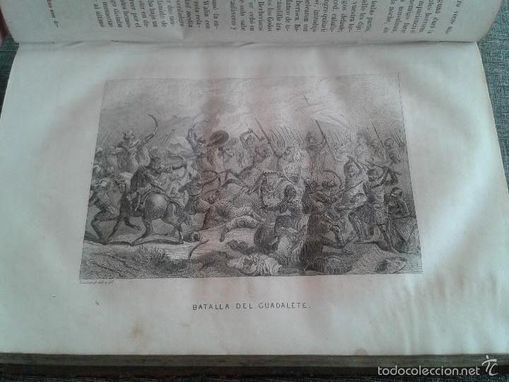 Libros antiguos: HISTORIA GENERAL DE ESPAÑA Y DE SUS INDIAS. LIBRO OBRA DE VICTOR GEBHARDT, TOMO SEGUNDO (1865) - Foto 3 - 60372171