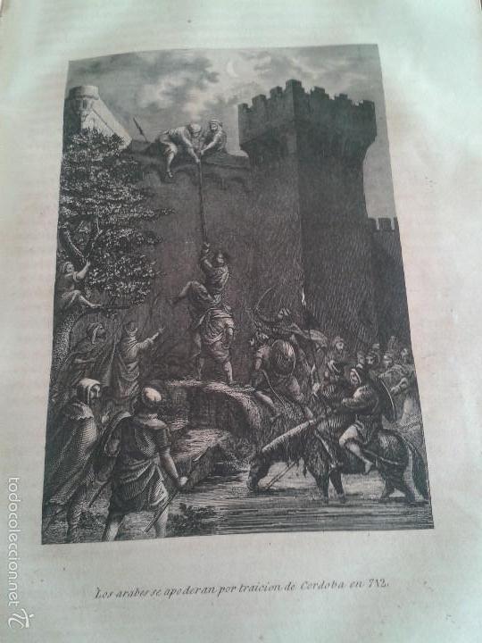 Libros antiguos: HISTORIA GENERAL DE ESPAÑA Y DE SUS INDIAS. LIBRO OBRA DE VICTOR GEBHARDT, TOMO SEGUNDO (1865) - Foto 4 - 60372171