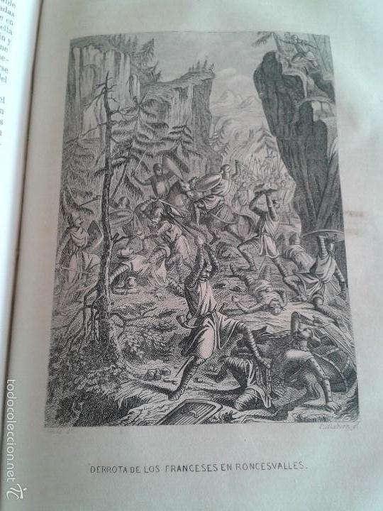 Libros antiguos: HISTORIA GENERAL DE ESPAÑA Y DE SUS INDIAS. LIBRO OBRA DE VICTOR GEBHARDT, TOMO SEGUNDO (1865) - Foto 5 - 60372171