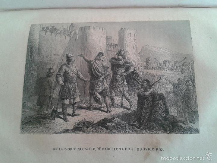 Libros antiguos: HISTORIA GENERAL DE ESPAÑA Y DE SUS INDIAS. LIBRO OBRA DE VICTOR GEBHARDT, TOMO SEGUNDO (1865) - Foto 6 - 60372171