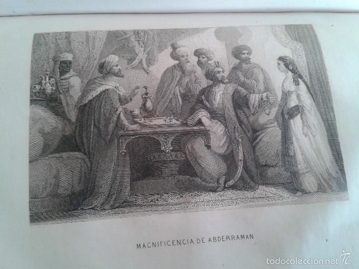 Libros antiguos: HISTORIA GENERAL DE ESPAÑA Y DE SUS INDIAS. LIBRO OBRA DE VICTOR GEBHARDT, TOMO SEGUNDO (1865) - Foto 9 - 60372171