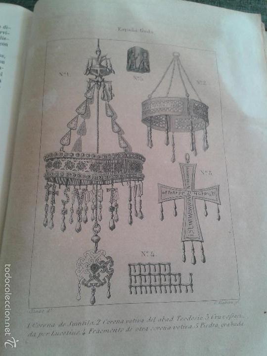 Libros antiguos: HISTORIA GENERAL DE ESPAÑA Y DE SUS INDIAS. LIBRO OBRA DE VICTOR GEBHARDT, TOMO SEGUNDO (1865) - Foto 10 - 60372171