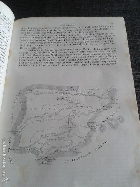 Libros antiguos: HISTORIA GENERAL DE ESPAÑA (1849) - LIBRO AMPLIAMENTE ILUSTRADO - TOMO I - Foto 8 - 60460539