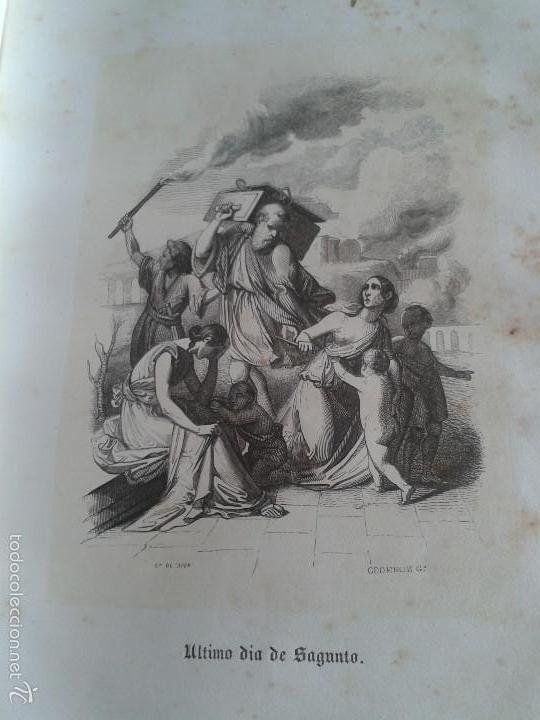 Libros antiguos: HISTORIA GENERAL DE ESPAÑA (1849) - LIBRO AMPLIAMENTE ILUSTRADO - TOMO I - Foto 9 - 60460539