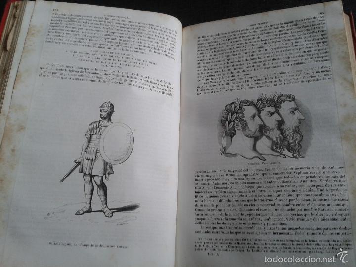 Libros antiguos: HISTORIA GENERAL DE ESPAÑA (1849) - LIBRO AMPLIAMENTE ILUSTRADO - TOMO I - Foto 12 - 60460539
