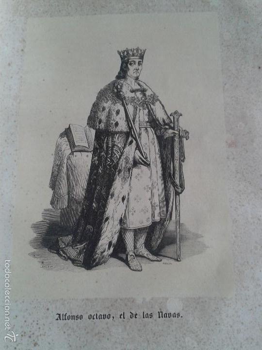 Libros antiguos: HISTORIA GENERAL DE ESPAÑA (1849) - LIBRO AMPLIAMENTE ILUSTRADO - TOMO I - Foto 16 - 60460539