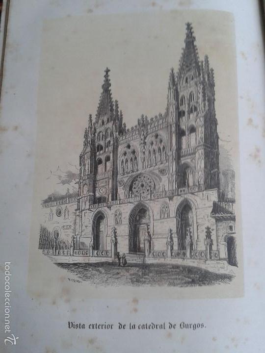 Libros antiguos: HISTORIA GENERAL DE ESPAÑA (1849) - LIBRO AMPLIAMENTE ILUSTRADO - TOMO I - Foto 18 - 60460539