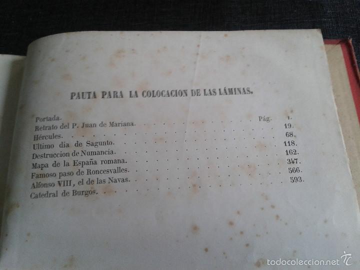 Libros antiguos: HISTORIA GENERAL DE ESPAÑA (1849) - LIBRO AMPLIAMENTE ILUSTRADO - TOMO I - Foto 19 - 60460539