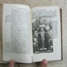 Libros antiguos: ABRÉGÉ CHRONOLOGIQUE DE L HISTOIRE DE FRANCE, 1706. LOS GALOS. MEZERAY. POSEE 32 GRABADOS. Lote 61112107