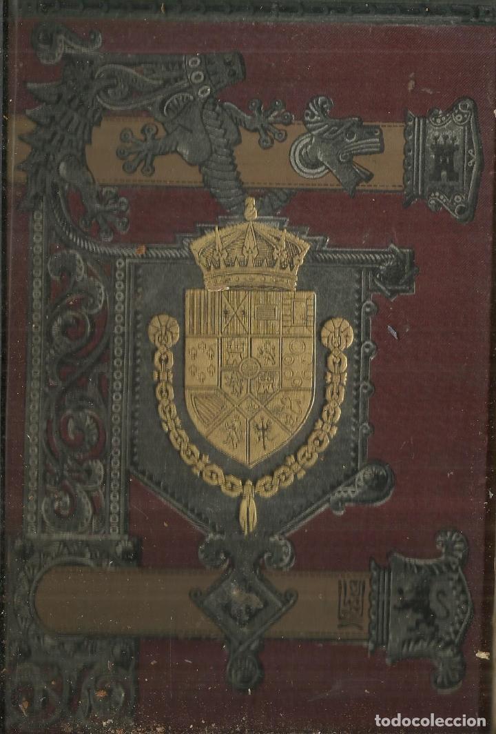 Libros antiguos: HISTORIA GENERAL DE ESPAÑA. TOMO 22. MODESTO LAFUENTE. MONTANER Y SIMÓN EDITORES. BARCELONA. 1890 - Foto 4 - 61714620