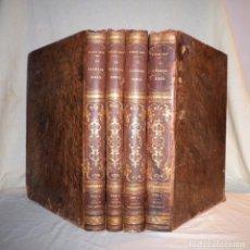 Libros antiguos: LA SAGRADA BIBLIA - AÑO 1883 - TORRES AMAT - GRABADOS DORE.INFOLIO.. Lote 66805342