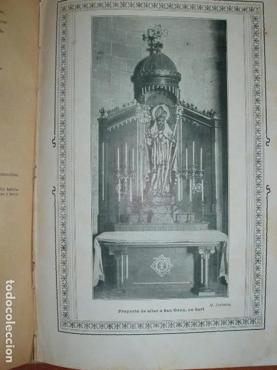 Libros antiguos: MUY ANTIGUO LIBRO DE SORT Y COMARCA NOGUERA PALLARESA. POR AGUSTIN COY. - Foto 7 - 66941482