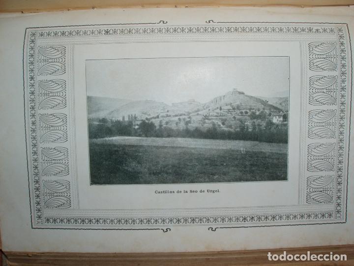 Libros antiguos: MUY ANTIGUO LIBRO DE SORT Y COMARCA NOGUERA PALLARESA. POR AGUSTIN COY. - Foto 8 - 66941482
