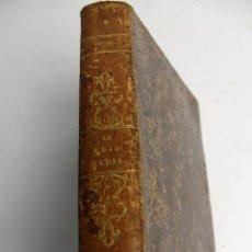 Libros antiguos: L-4205. LA EDAD MEDIA. HISTORIA GENERAL. 3 TOMOS EN UN SOLO VOLUMEN.AÑO 1846.. Lote 67410317