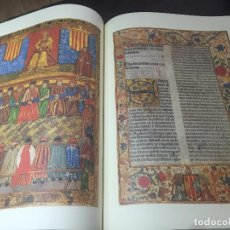 Libros antiguos: CONSTITUCIONS DE CATALUNYA TEXTOS JURIDICS CATALANS FACSIMIL CONSTITUCION CATALUÑA INCUNABLE 1495. Lote 67617629