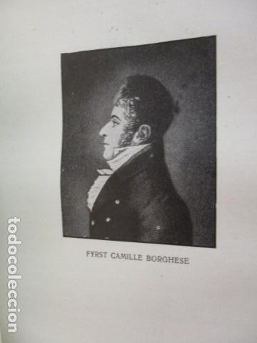 Libros antiguos: PAULINE BONAPARTE - HENRI DALMERAS (en Holandes) 1918 - Preciosos grabados . Ver fotos - Foto 19 - 67982369