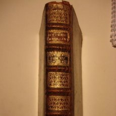 Libros antiguos: 1742, HISTOIRE ROMAINE, TOME XV, ECHARD LAURENT. Lote 67994917