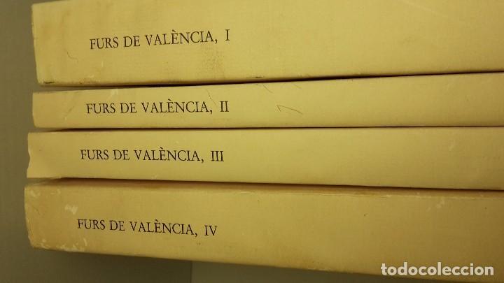 Libros antiguos: FURS DE VALÈNCIA PALÀCIOS, JOSEP - Foto 9 - 71612507