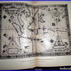 Libros antiguos: AÑO 1902. NUEVOS AUTÓGRAFOS DE CRISTÓBAL COLON. DUQUESA DE BERWICK Y DE ALBA. RARO. MADRID.. Lote 71740827