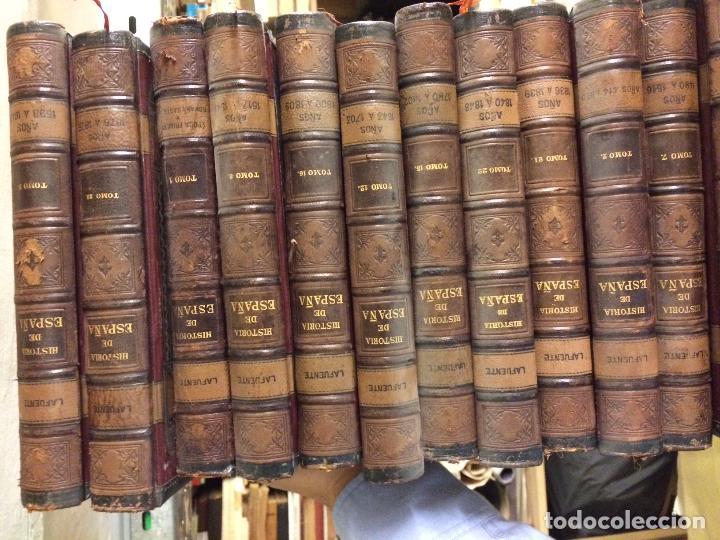 Libros antiguos: HISTORIA GENERAL DE ESPAÑA, MODESTO LAFUENTE, 1889 - Foto 6 - 41456624