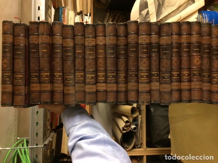 Libros antiguos: HISTORIA GENERAL DE ESPAÑA, MODESTO LAFUENTE, 1889 - Foto 8 - 41456624