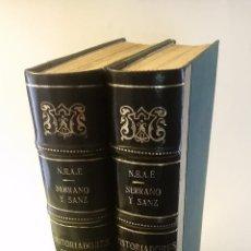 Libros antiguos: 1909 - SERRANO Y SANZ - HISTORIADORES DE INDIAS - 2 TOMOS - BARTOLOMÉ DE LAS CASAS, CIEZA DE LEÓN.... Lote 73468671