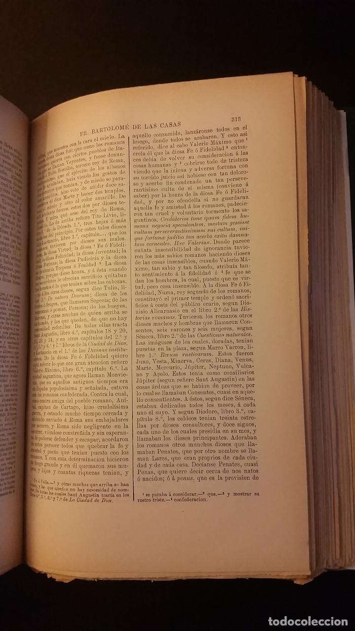 Libros antiguos: 1909 - SERRANO Y SANZ - HISTORIADORES DE INDIAS - 2 TOMOS - BARTOLOMÉ DE LAS CASAS, CIEZA DE LEÓN... - Foto 2 - 73468671