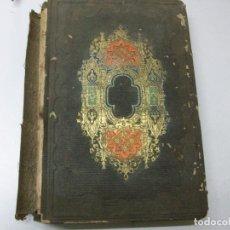 Libros antiguos: HISTORIA DE LA LITERATURA GRIEGA-TOMO I-M. ALEJO PIERRON-1861. Lote 74951991