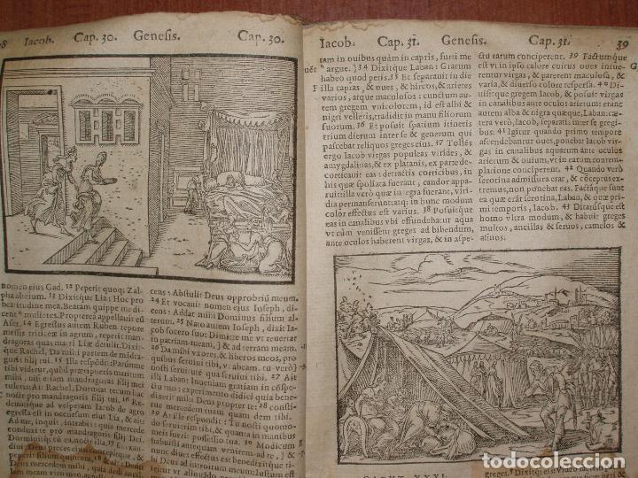 Libros antiguos: F. IOANNIS HENTENII, MECHLINIENSIS IN BIBLIA LAVANII, ANNO 1547, EXCUSA ATQUE CASTIGATA. PRAEFATIO. - Foto 4 - 75045155