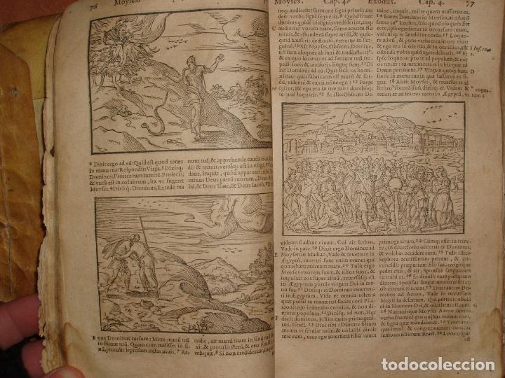 Libros antiguos: F. IOANNIS HENTENII, MECHLINIENSIS IN BIBLIA LAVANII, ANNO 1547, EXCUSA ATQUE CASTIGATA. PRAEFATIO. - Foto 5 - 75045155