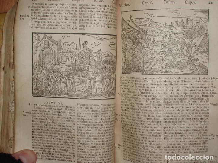 Libros antiguos: F. IOANNIS HENTENII, MECHLINIENSIS IN BIBLIA LAVANII, ANNO 1547, EXCUSA ATQUE CASTIGATA. PRAEFATIO. - Foto 8 - 75045155