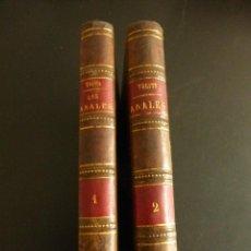 Libros antiguos: LOS ANALES, DE CAYO CORNELIO TÁCITO. 1879. Lote 75719343