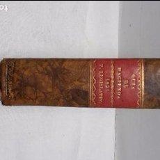 Libros antiguos: GUIA O ESTADO GENERAL DE LA REAL HACIENDA DE ESPAÑA, AÑO 1828 PARTE LEGISLATIVA. . Lote 76984109