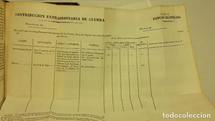 Libros antiguos: GUIA O ESTADO GENERAL DE LA REAL HACIENDA DE ESPAÑA, AÑO 1857 PARTE LEGISLATIVA. - Foto 4 - 77054885