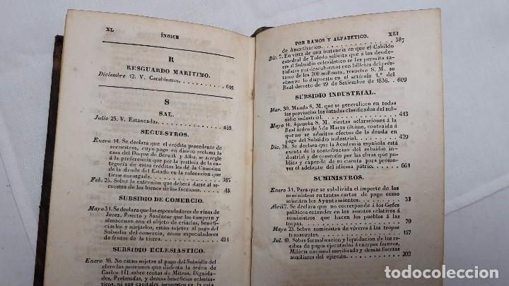 Libros antiguos: GUIA O ESTADO GENERAL DE LA REAL HACIENDA DE ESPAÑA, AÑO 1857 PARTE LEGISLATIVA. - Foto 5 - 77054885