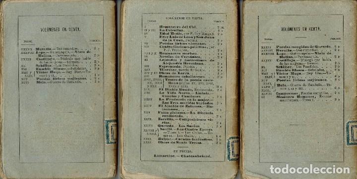 Libros antiguos: LAS CUATRO ÉPOCAS, DE SOULIÉ.TOMO II:LOS GALOS.TOMO III:LOS ROMANOS Y TOMO IV:LOS CRISTIANOS. (1.1) - Foto 2 - 80730802