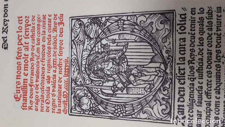 Libros antiguos: Furs D'Oriola - Foto 6 - 80802723
