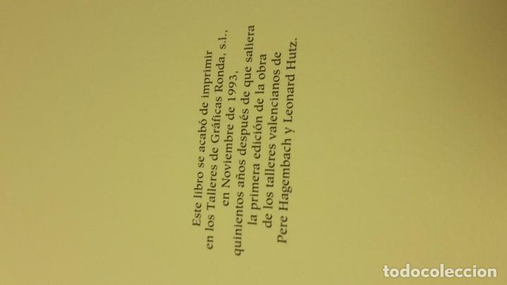Libros antiguos: Furs D'Oriola - Foto 8 - 80802723