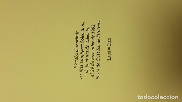 Libros antiguos: VITA CHRISTI. - SOR ISABEL DE VILLENA.NUMERADO. - Foto 13 - 80866627