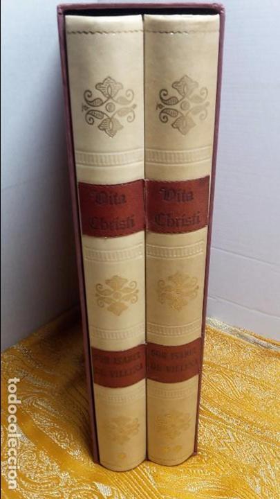 VITA CHRISTI. - SOR ISABEL DE VILLENA.NUMERADO. (Libros antiguos (hasta 1936), raros y curiosos - Historia Antigua)