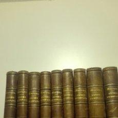 Libros antiguos: TOMOS HISTORIA GENERAL DE ESPAÑA POR P. JUAN DE MARIANA 1845. Lote 81026984